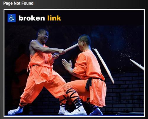 retardzone 404 error pages