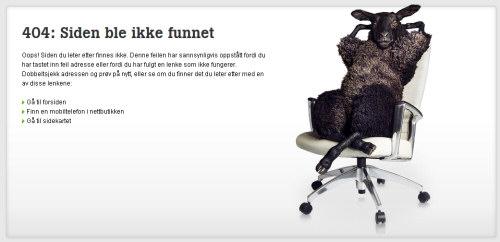 tele2 404 error pages