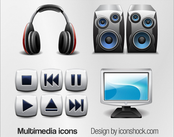 14 Icons in PNG and AI Formats