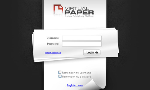 my virtual paper