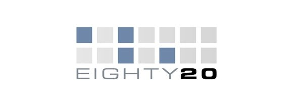 eighty 20 logo with hidden messages