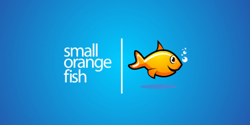Small Orange Fish