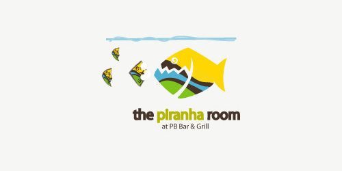 The Piranha Room - at PB Bar and Grill