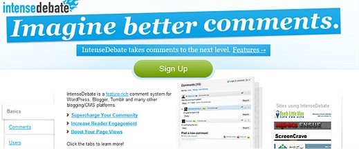 IntenseDebate WordPress Plugin
