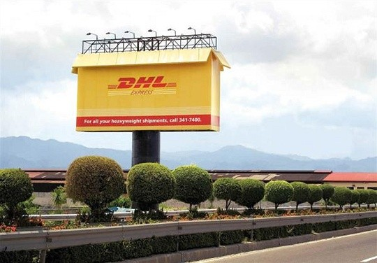 dhl is the best