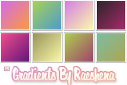gradients by raeshena batch 1