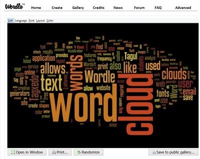 12 amazing word cloud generators
