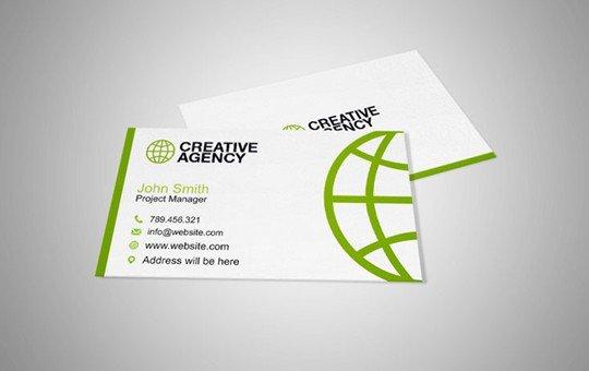 free business card mockup (free)