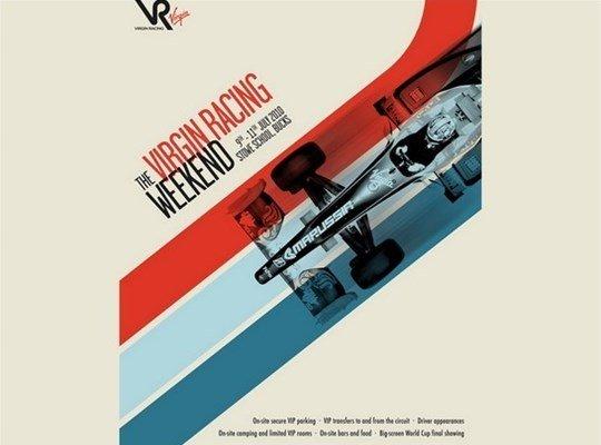 virgin racing weekend