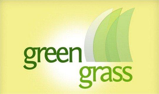 greengrass - logo psd file
