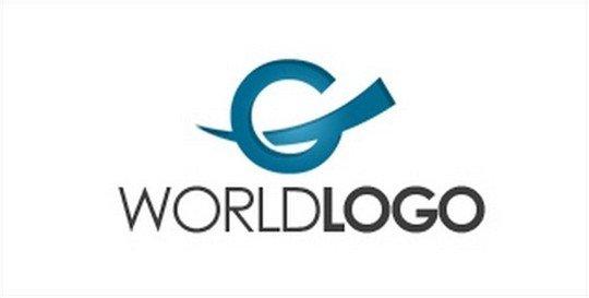 world logo - logo psd file