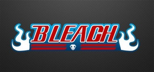 bleach logo - logo psd file