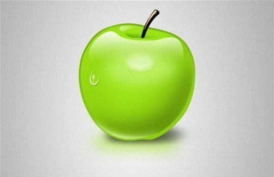 apple - logo psd file