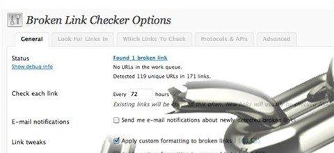 broken link checker (FREE)