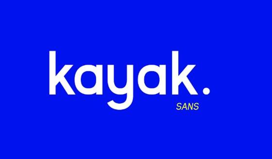 Kayak Font