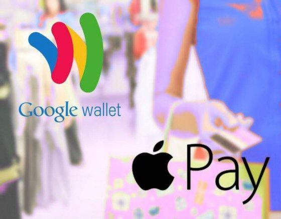 Apple Pay - Google Wallet