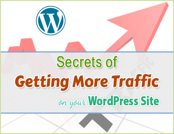 Secrets of Getting More Traffic on Your WordPress Site