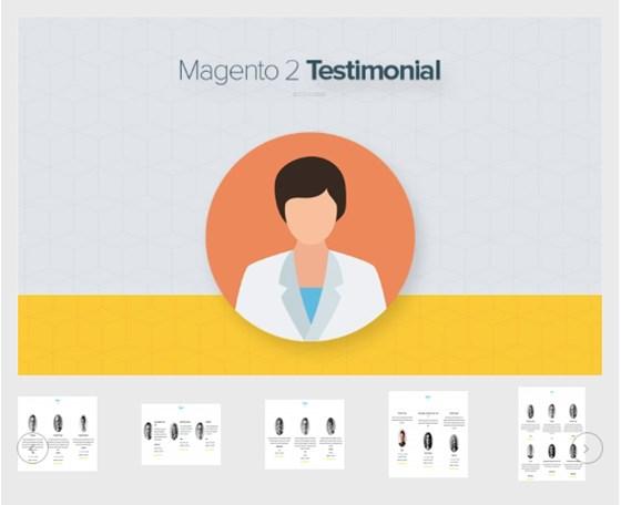 Magento 2 Testimonials Extension