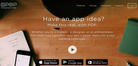 POP - UX Tool