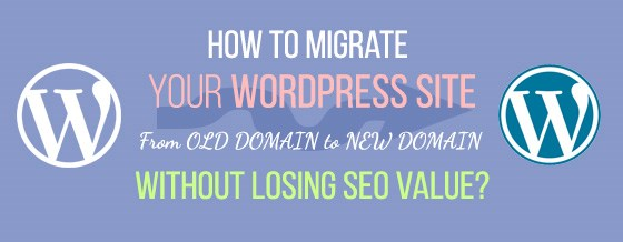 How to Migrate Your WordPress Site to a New Domain without Losing SEO Value?
