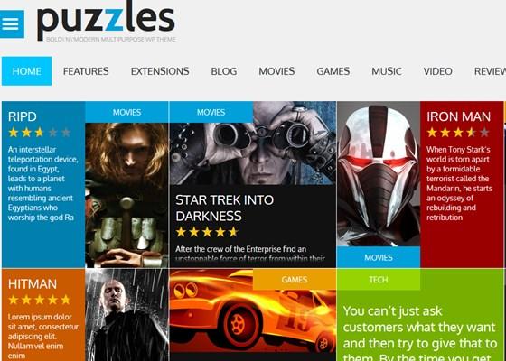 Puzzles   WordPress Magazine/Review