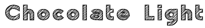 Chocolate Light Font