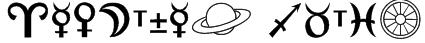 Astro-SemiBold Font
