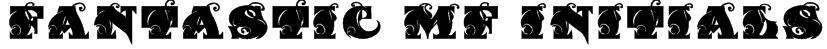 Fantastic MF Initials Font