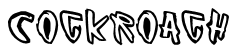 Cockroach Font