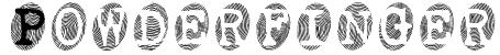 Powderfinger Font