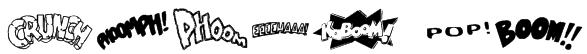 Sound FX Font