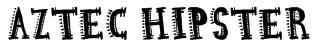 Aztec Hipster Font
