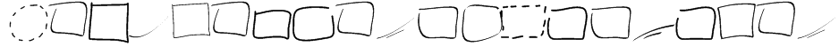 PeaxWebdesigncircles Font