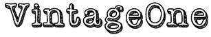 VintageOne Font