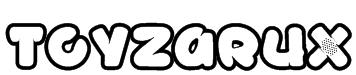 TOYZARUX Font