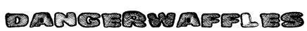 DangerWaffles Font