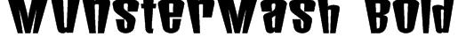 MunsterMash Bold Font