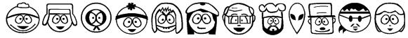 SouthBats Font