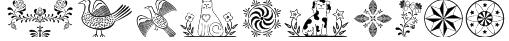 Folklore II Font