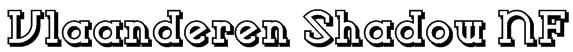 Vlaanderen Shadow NF Font