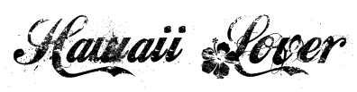 Hawaii Lover Font