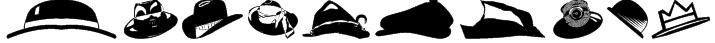 Hats II Font