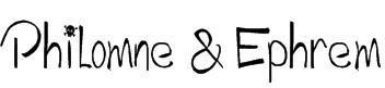 Philomne & Ephrem Font