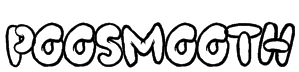 PooSmooth Font
