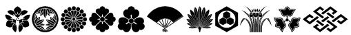 Orientals Font