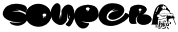 SOUPER3 Font