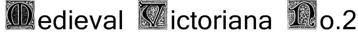 Medieval Victoriana No.2 Font