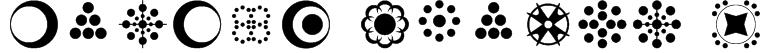 Circle Things 2 Font