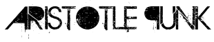 Aristotle Punk Font