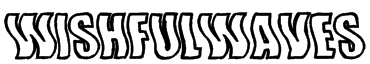 WishfulWaves Font
